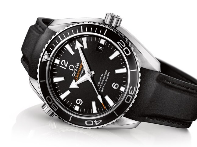 Bright Star Omega Seamaster Planet Ocean Watch Collection