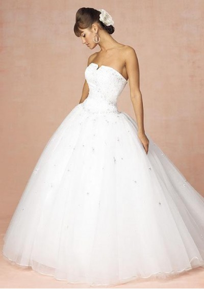 At The Ivory Rose we know that your wedding gown has to be perfect
